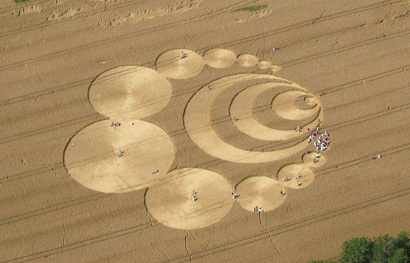 Grandes Misterios: Los círculos de las cosechas