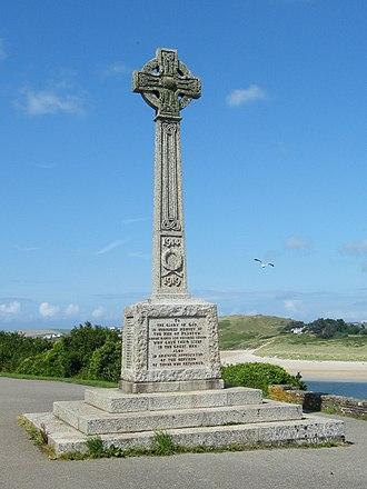 Padstow - Padstow war memorial
