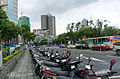 Cross Point of Bade Road and Section 1, Zhongxiao East Road 20140806.jpg