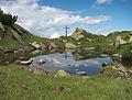 Cross near the top of the Breitspitze.JPG
