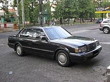 Toyota Crown - Wikipedia bahasa Indonesia, ensiklopedia bebas