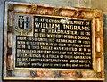 Croydon Minster, William Ingrams memorial.jpg