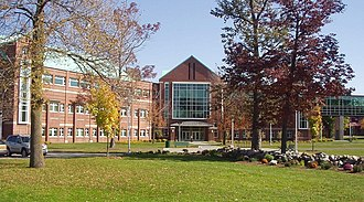 Clarkson University - Bertrand H. Snell Hall