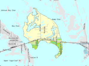 Cudjoe Key, Florida - Image: Cudjoe Key