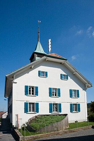 Cugy - Cugy town hall