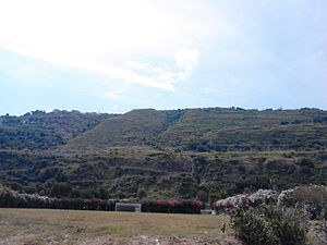 Parghelia - Image: Culin calabrés