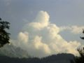 Cumulus congestus above mountains.jpg
