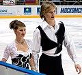 Cup of Russia 2010 - Myslivečková and Novák (3).jpg