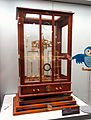 Current balance, Rayleigh type, used in 1936 - National Museum of Nature and Science, Tokyo - DSC07792.JPG