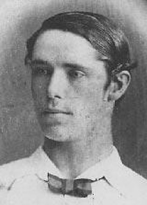 1874 FA Cup Final - Cuthbert Ottaway was the Oxford captain.