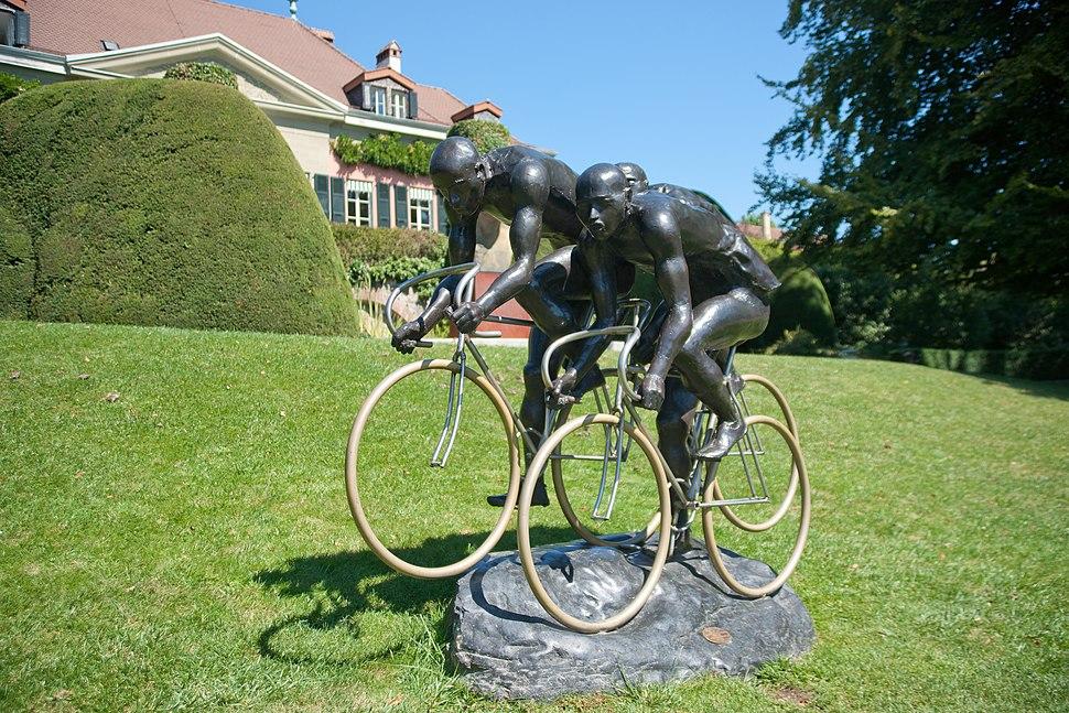 Cyclistes - Gabor Mihaly