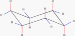 Cyclohexane structure.png