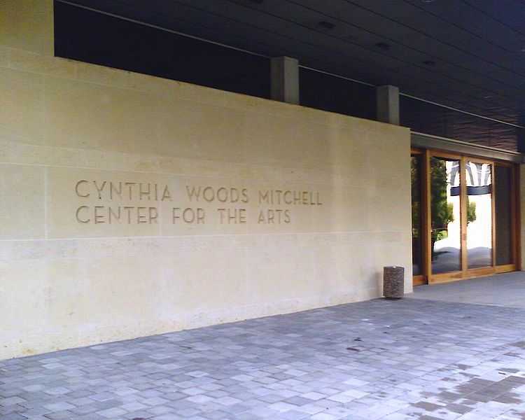 File:Cynthia Woods Mitchell Center for the Arts.jpg