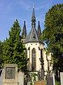 Czech-2013-Prague-Vyšehrad-Saints Peter and Paul.JPG