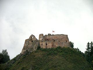 Czorsztyn Castle castle