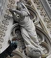 Détails de la façade de la Cathédrale de Reims (Marne) 02.JPG