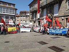Día do traballo. Santiago de Compostela 2009 61.jpg