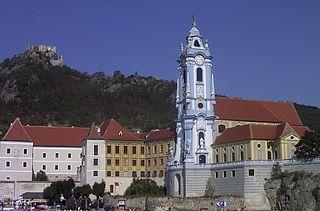 Dürnstein Place in Lower Austria, Austria