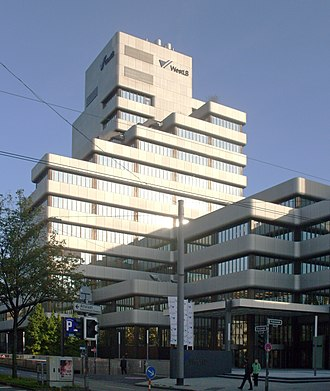 Portigon Financial Services - Headquarters in Düsseldorf