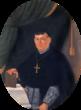 D. Frei Francisco de S. Luís como Bispo Conde e Reitor da Universidade de Coimbra - Galeria dos Reitores da Universidade de Coimbra.png