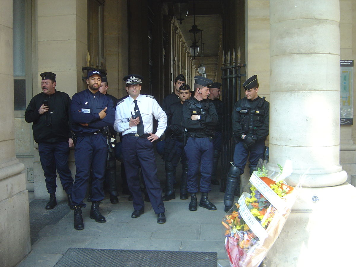National Police (France) - Wikipedia