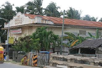 Bantayan, Cebu - DC Abello movie theater