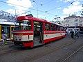 DOD vozovna Strašnice, cvičná tramvaj 5525.jpg