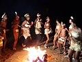 Damara people dancing around fire.jpg