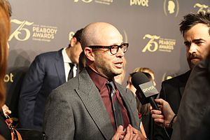 Damon Lindelof - At the Peabody Awards, 2016