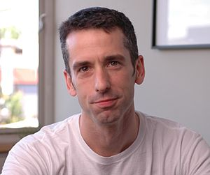 Dan Savage - Dan Savage in 2005