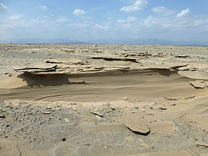 Danakil Desert - Danakil landscape