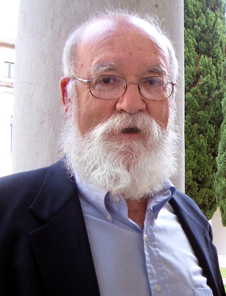 Daniel Dennett in Venice 2006