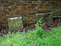 Darby family graves within the Quaker Burial Ground at Coalbrookdale - geograph.org.uk - 1458458.jpg