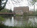 Darley Abbey Mills and Weir, Derby - geograph.org.uk - 1655874.jpg
