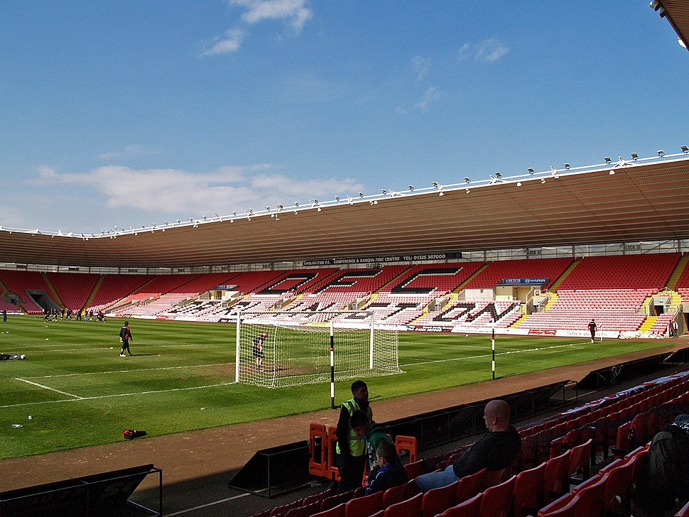 Darlington arena 001