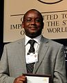 David Kuria, 2009 World Economic Forum on Africa.jpg