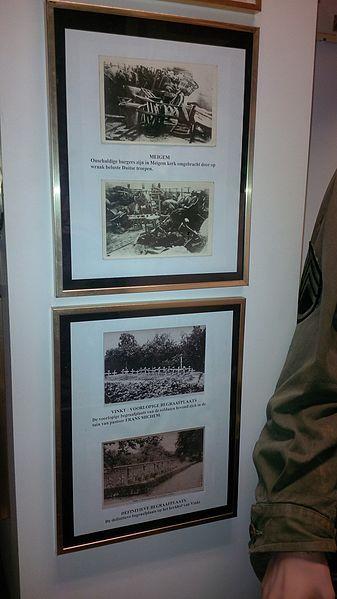 De gebeurtenissen in Vinkt en Meigem op 1 mei 1940