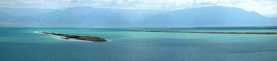 בריכות המלח באגן הדרומי של ים המלח
