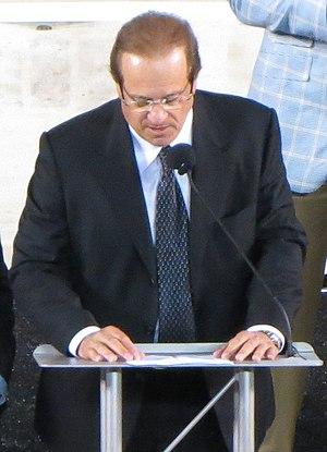 Dean Spanos - Spanos in 2012