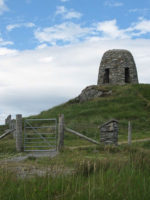 Park, Outer Hebrides - Monument to the Deer Raiders, Park