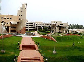 Delhi Technological University - Computer Center, Placement Block and Science Block