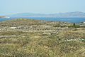 Delos, general, Stoa of Antigonus, Agora of Italians, Sacred Lake 102218.jpg