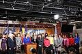 Democratic congresswomen at a press conference in 2012.jpg