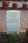 Deniliquin War Cemetery Headstone - Matthews.JPG