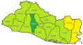 Departamentos de El Salvador por IDH 2013.png