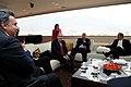 Desayuno de Trabajo del Sr. Canciller Ricardo Patiño con el Sr. Vicepresidente del Ecuador Lenin Moreno y José Miguel Insulza, secretario general de la OEA. (7171240320).jpg