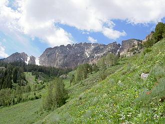 Deseret Peak - Image: Deseret Peak