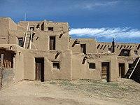 Detail, Taos Pueblo NM.jpg