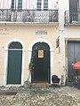 Detalhe da fachada da Sociedade Beneficente Monte Pio dos Artistas.jpg