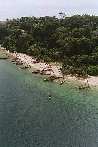 Dhows in Kilifi Creek.JPG